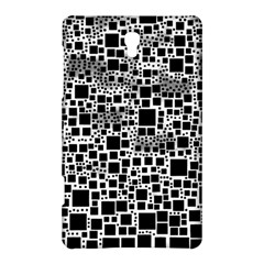 Block On Block, B&w Samsung Galaxy Tab S (8.4 ) Hardshell Case