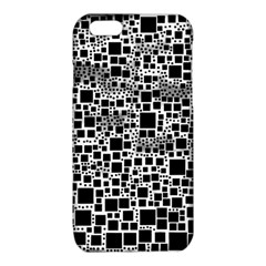 Block On Block, B&w iPhone 6/6S TPU Case