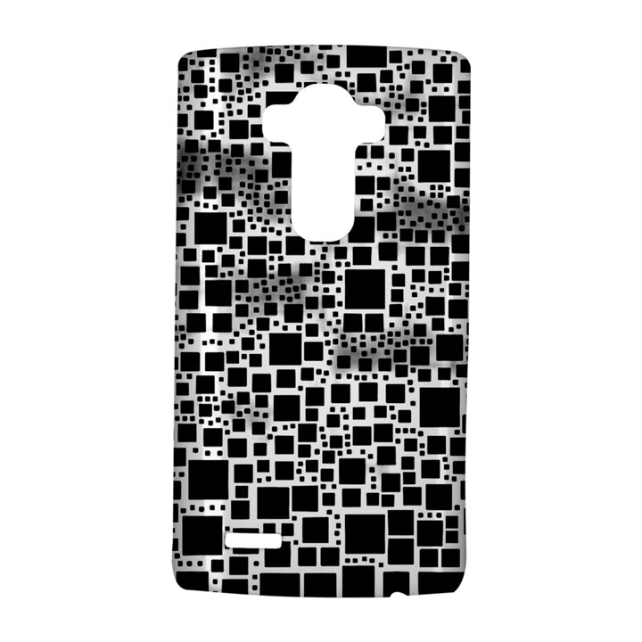 Block On Block, B&w LG G4 Hardshell Case