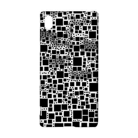 Block On Block, B&w Sony Xperia Z3+