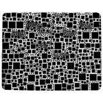 Block On Block, B&w Jigsaw Puzzle Photo Stand (Rectangular) Front