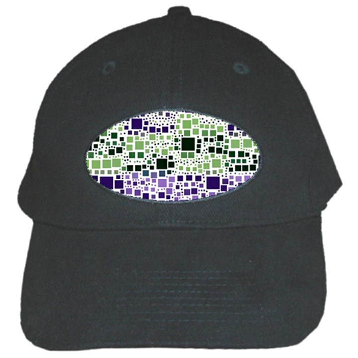 Block On Block, Purple Black Cap
