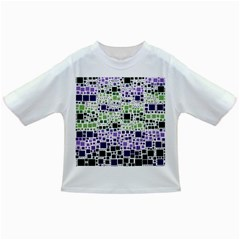Block On Block, Purple Infant/toddler T Shirts