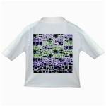 Block On Block, Purple Infant/Toddler T-Shirts Back