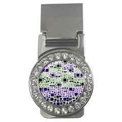 Block On Block, Purple Money Clips (CZ)