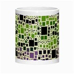 Block On Block, Purple Night Luminous Mugs Center