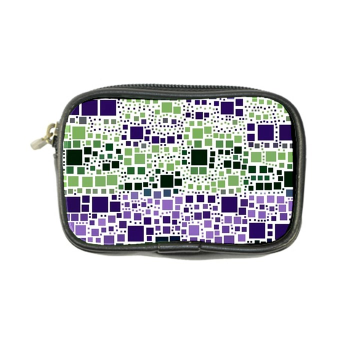 Block On Block, Purple Coin Purse