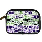 Block On Block, Purple Digital Camera Cases Front