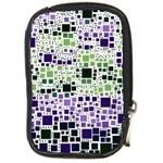 Block On Block, Purple Compact Camera Cases Front