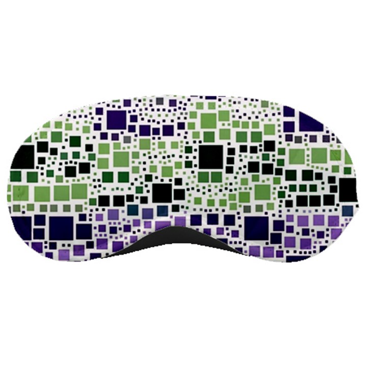 Block On Block, Purple Sleeping Masks