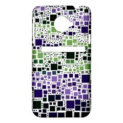 Block On Block, Purple HTC Evo 4G LTE Hardshell Case