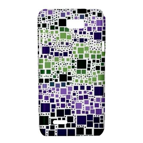 Block On Block, Purple Motorola XT788