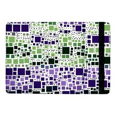 Block On Block, Purple Samsung Galaxy Tab Pro 10 1  Flip Case
