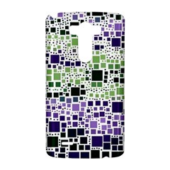 Block On Block, Purple LG G3 Hardshell Case