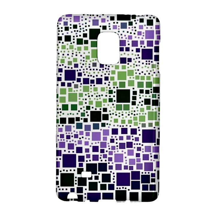 Block On Block, Purple Galaxy Note Edge