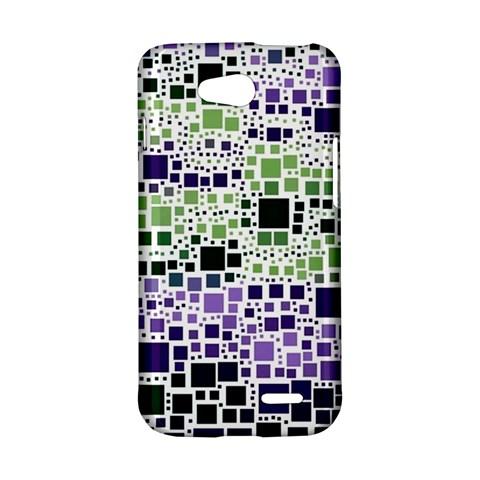 Block On Block, Purple LG L90 D410