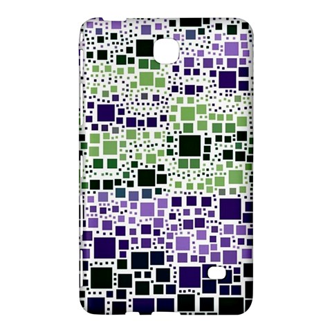 Block On Block, Purple Samsung Galaxy Tab 4 (8 ) Hardshell Case