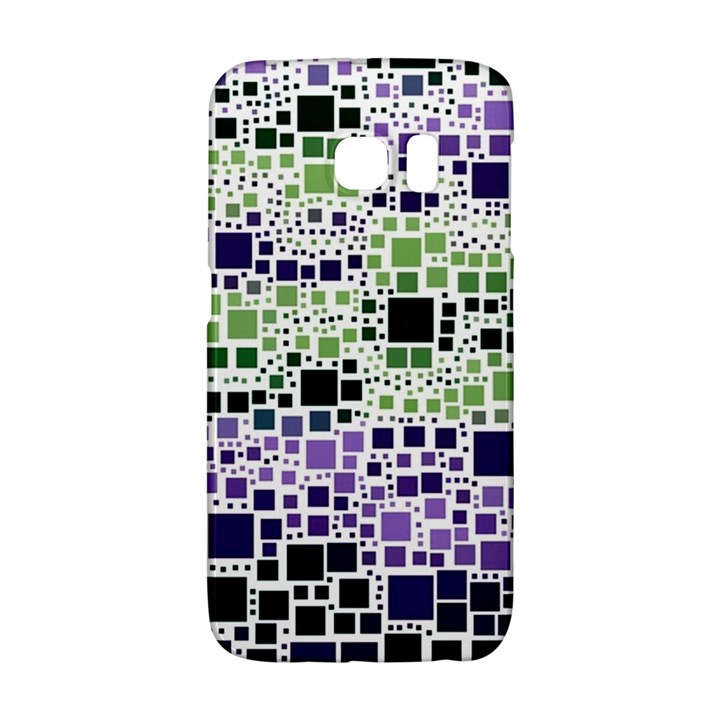 Block On Block, Purple Galaxy S6 Edge