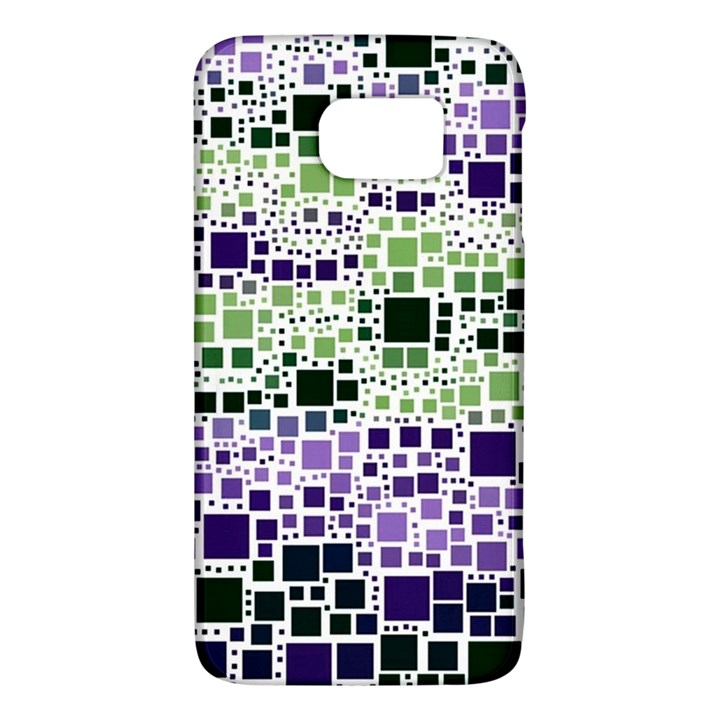 Block On Block, Purple Galaxy S6