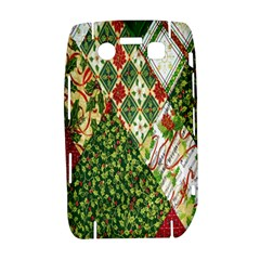 Christmas Quilt Background Bold 9700