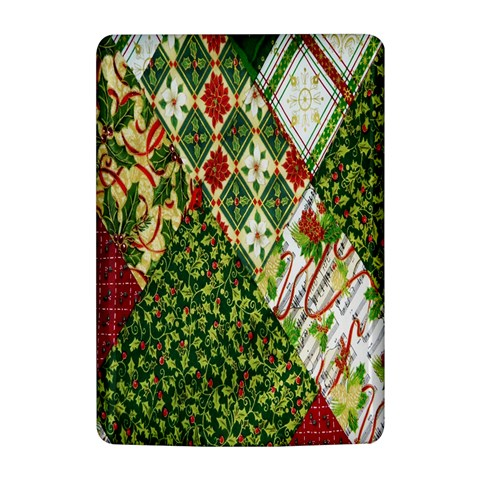 Christmas Quilt Background Kindle 4