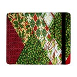 Christmas Quilt Background Samsung Galaxy Tab Pro 8.4  Flip Case Front