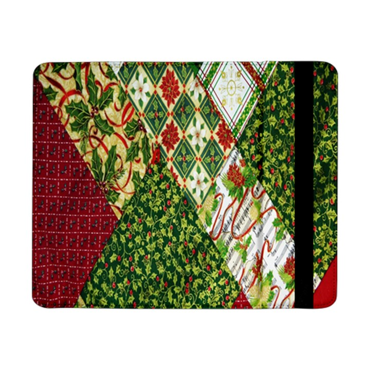 Christmas Quilt Background Samsung Galaxy Tab Pro 8.4  Flip Case