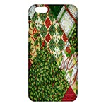 Christmas Quilt Background iPhone 6 Plus/6S Plus TPU Case Front