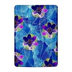 Purple Flowers Kindle 4