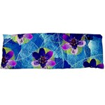 Purple Flowers Body Pillow Case (Dakimakura) Body Pillow Case