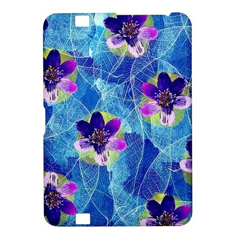 Purple Flowers Kindle Fire HD 8.9