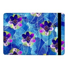 Purple Flowers Samsung Galaxy Tab Pro 10 1  Flip Case
