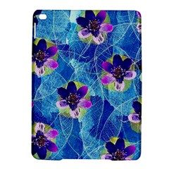 Purple Flowers Ipad Air 2 Hardshell Cases