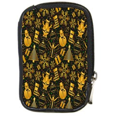 Christmas Background Compact Camera Cases