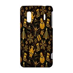 Christmas Background HTC Evo Design 4G/ Hero S Hardshell Case