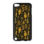 Christmas Background Apple iPod Touch 5 Case (Black) Front