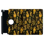 Christmas Background Apple iPad 2 Flip 360 Case Front