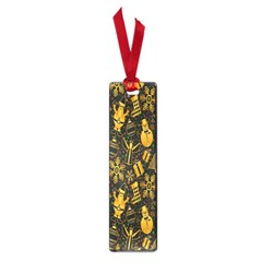 Christmas Background Small Book Marks