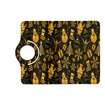 Christmas Background Kindle Fire HD (2013) Flip 360 Case Front