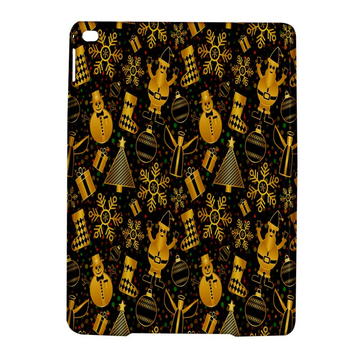 Christmas Background iPad Air 2 Hardshell Cases