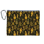 Christmas Background Canvas Cosmetic Bag (XL) Front