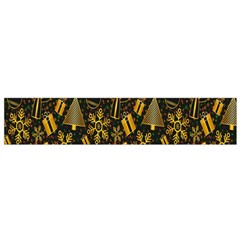 Christmas Background Flano Scarf (Small)