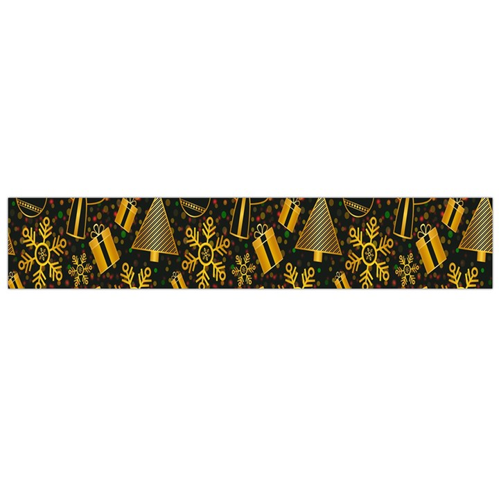 Christmas Background Flano Scarf (Large)