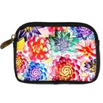 Colorful Succulents Digital Camera Cases Front