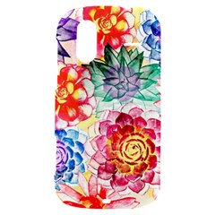 Colorful Succulents HTC Amaze 4G Hardshell Case