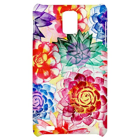 Colorful Succulents Samsung Infuse 4G Hardshell Case