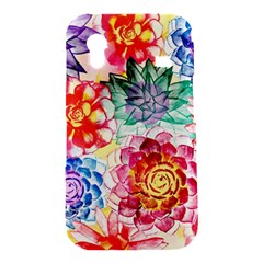Colorful Succulents Samsung Galaxy Ace S5830 Hardshell Case