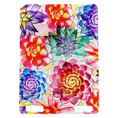 Colorful Succulents Kindle Touch 3G