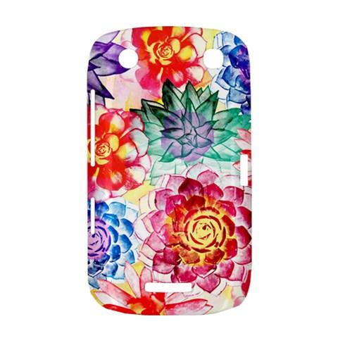 Colorful Succulents BlackBerry Curve 9380