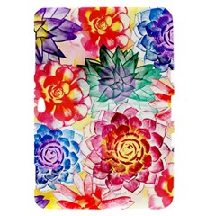 Colorful Succulents Samsung Galaxy Tab 8.9  P7300 Hardshell Case